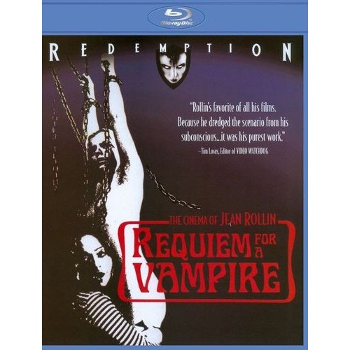 Requiem for a Vampire [DVD] [1971]