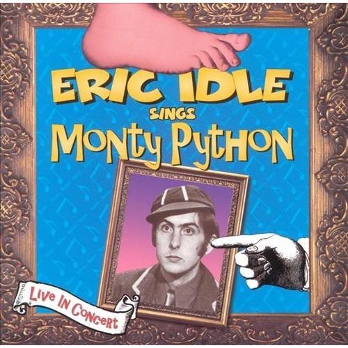 Eric Idle Sings Monty Python [CD] [PA]
