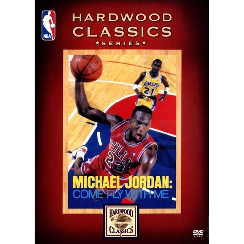 Michael Jordan: Come Fly with Me [DVD] [1989]