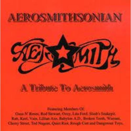 Aerosmithsonian - Aerosmithsonian: A Tribute to Aerosmith [Audio CD]