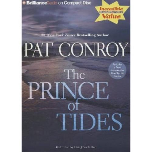 Prince of Tides (Abridged) (CD/Spoken Word) (Pat Conroy)
