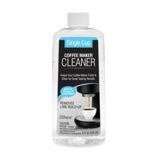 Single Cup Coffee Maker 8-Ounce Cleaner/Descaler