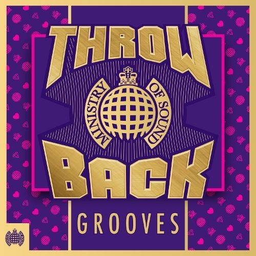 Throwback Grooves: Ministry of Sound [CD]