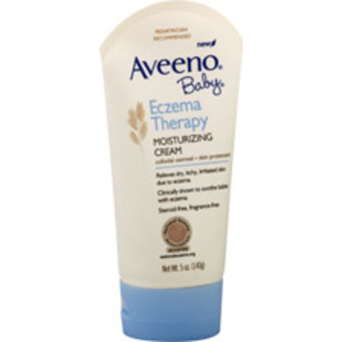 Aveeno Baby Eczema Therapy Moisturizing Cream, 5 OZ
