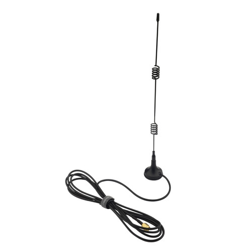 Insten 205143 WiFi Antenna Outdoor 7dBi Signal Booster, Black