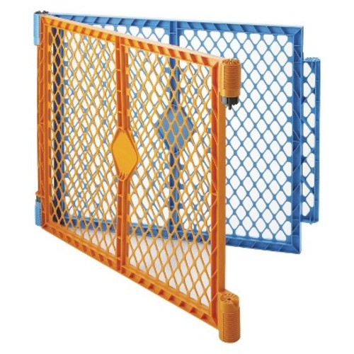 North States Superyard Colorplay 2 panel Gate Extension