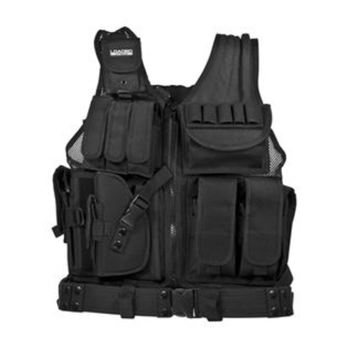 Barska Loaded Gear VX-200 Tactical Vest,LeftHand