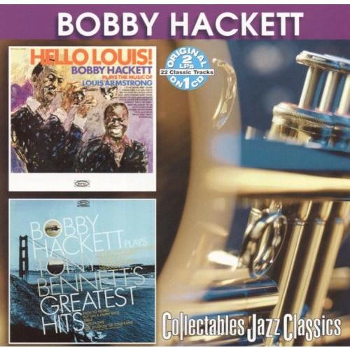 Hello Louis!/Plays Tony's Bennett's Greatest Hits [CD]