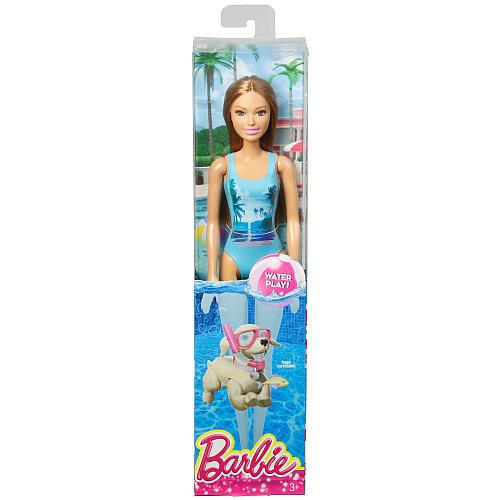 Barbie Beach Summer Doll
