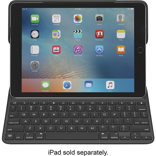 Logitech - CREATE Keyboard Case for Apple iPad Pro 9.7