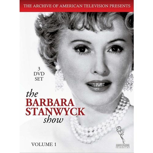 The Barbara Stanwyck Show - Vol 1: Milton Berle, Lee Marvin, Vic Morrow, James Hong, Ralph Bellamy, Barbara Stanwyck: Movies & TV