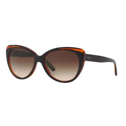 DKNY DY4125 57mm Cat-Eye Gradient Sunglasses
