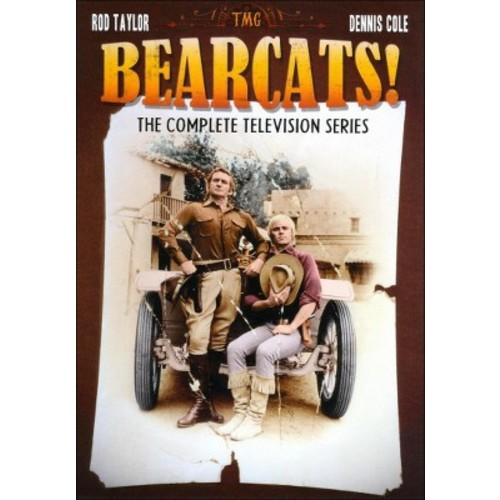 Bearcats! Complete Television Series DVD Set: Single Season 1971 Show