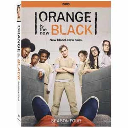 Orange Is the New Black: Season Four [DVD]