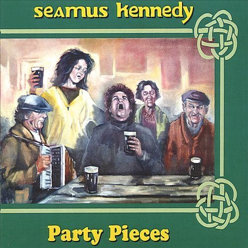 Party Pieces [CD]