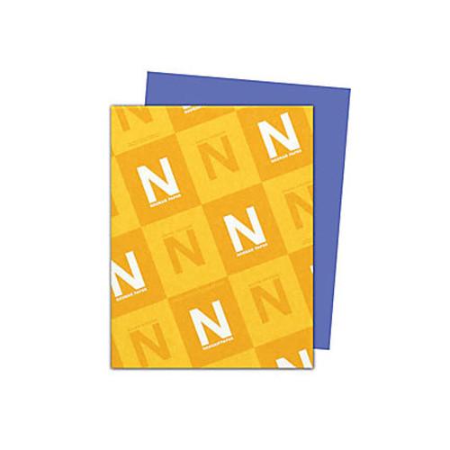 Neenah Astrobrights Bright Color Paper, Letter Size Paper, 24 Lb, Venus Violet, Ream Of 500 Sheets