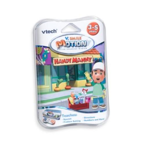 VTech V. Smile Smartridge Cartridge in Handy Manny