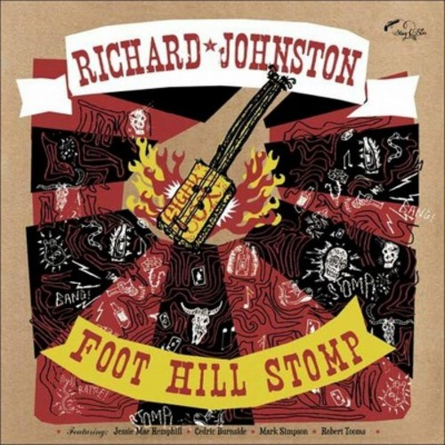 Foot Hill Stomp [CD]