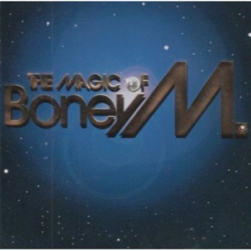 The Magic of Boney M. [CD]