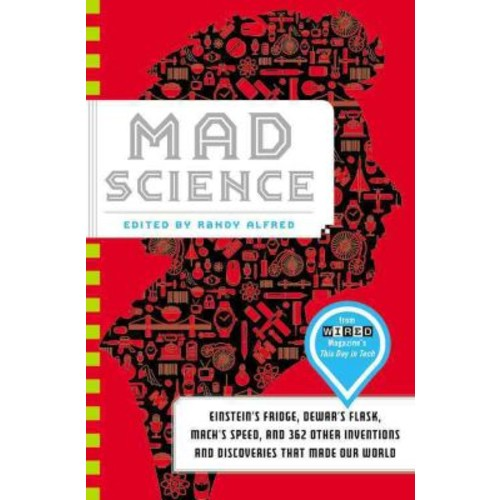 Mad Science Randy Alfred Hardcover