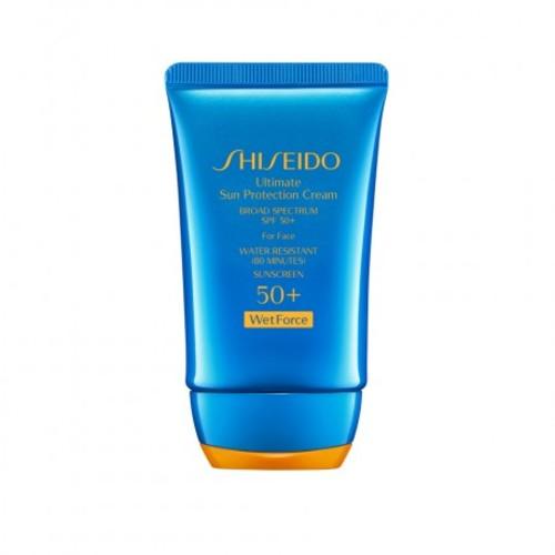 Shiseido Ultimate Sun Protection Cream SPF 50+ WetForce