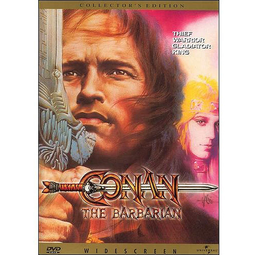 Conan the Barbarian ( (DVD))