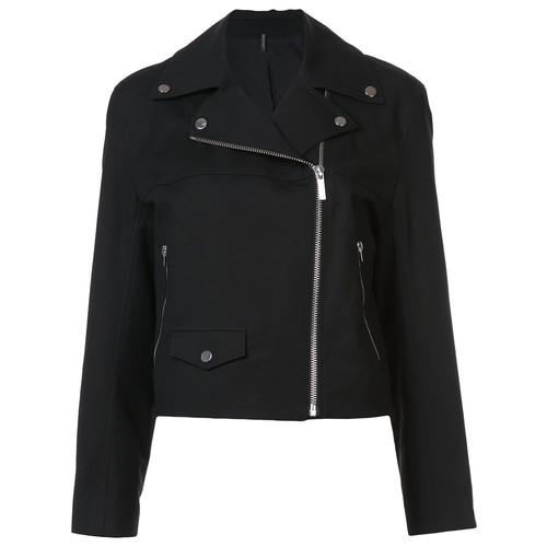 HELMUT LANG Zip Up Biker Jacket