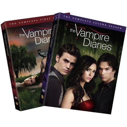 Vampire Diaries: Seasons One & Two [10 Discs] [DVD]