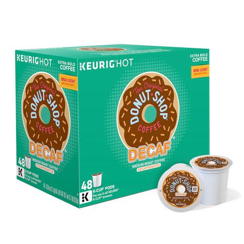 The Original Donut Shop Decaf Coffee 180 K-Cup Pods