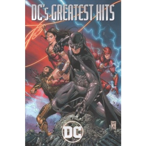 DC's Greatest Hits Box Set : Justice League Their Greatest Triumphs Wonder Woman Her Greatest Battles H
