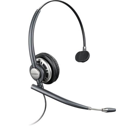 Plantronics HW291N Monaural Noise Canceling Wideband Headset