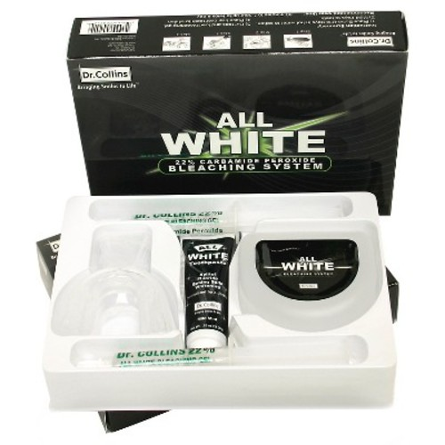 Dr. Collins All White 22% Bleaching System