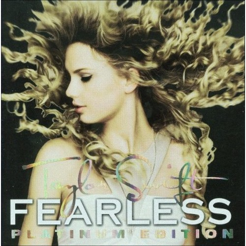 Taylor Swift - Fearless (Platinum Edition) (Bonus Tracks) (CD/DVD)