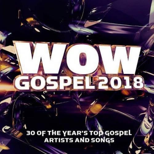 Various - Wow Gospel 2018 (CD)