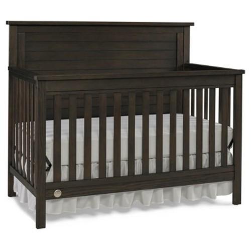 Fisher-Price Quinn White Full Panel Convertible Crib