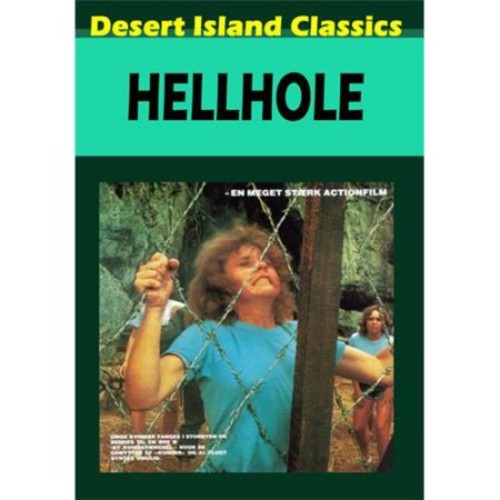 DESERT ISLAND FILMS INC-MOD Hellhole DVD Movie 1978