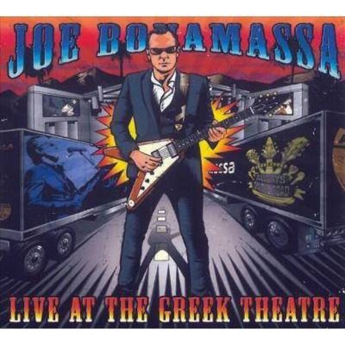 Live at the Greek Theatre [CD]