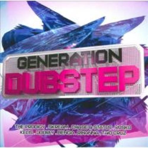 Generation Dubstep [CD]