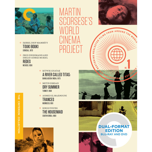 Martin Scorsese's World Cinema Project [Criterion Collection] [9 Discs] [Blu-ray/DVD]