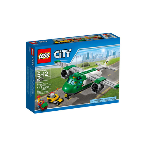 LEGO City Airport Cargo Plane #60101