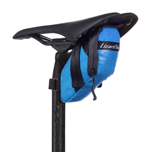 CACHE SADDLE BAG - BLUE