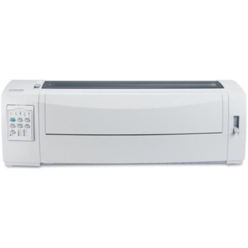 Lexmark Forms Printer 2591N+ Dot Matrix Printer - Monochrome - 556 cps Mono - 360 x 360 dpi - USB - Fast Ethernet