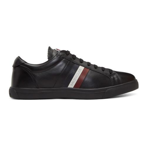 MONCLER Black La Monaco Sneakers