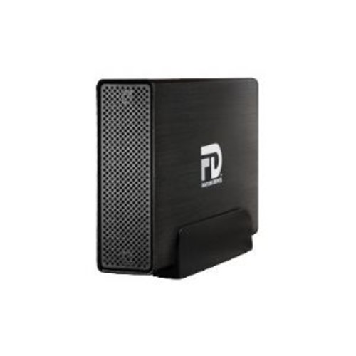 Fantom Drives Gforce/3 2 TB External Hard Drive - Brushed Black