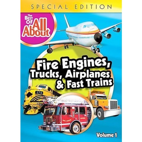 THE BEST OF ALL ABOUT: FIRE ENGINE MOVIE