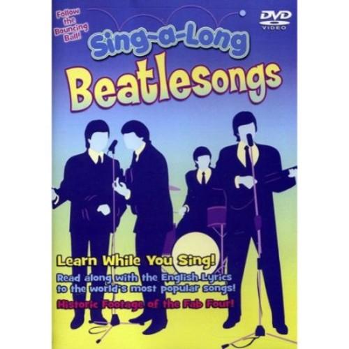 Sing-A-Long: Beatlesongs [DVD]