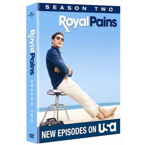 Royal Pains: Season Two [4 Discs] [DVD]