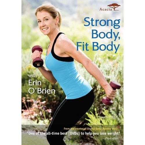 Strong Body, Fit Body with Erin O'Brien [DVD] [2010]