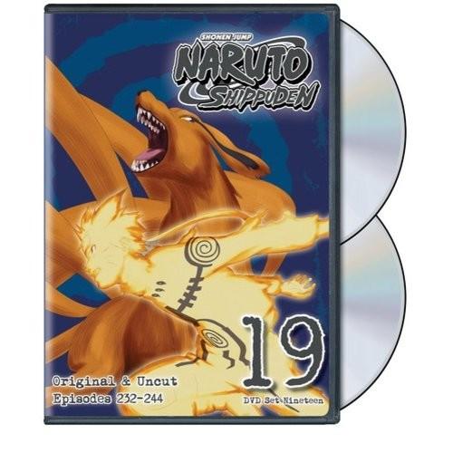 Naruto: Shippuden - Uncut Set 19 (Widescreen)