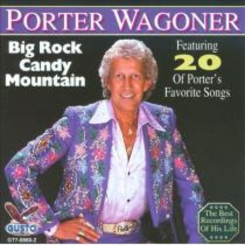 Big Rock Candy Mountain [CD]